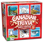 7662 - Canadian Trivia - Family Edition