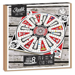 Super Tock 8 Player Board Game by Rustik