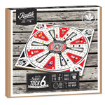 Super Tock 6 Player Board Game by Rustik