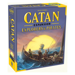 Catan – Explorers   Pirates Expansion