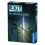 12286 - Exit: The Abandoned Cabin Game