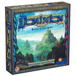 Dominion, Second Edition Deck Building Game