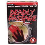 Deadly Passage Murder Mystery Party Game