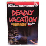 13371 -  Deadly Vacation Murder Mystery Party Game