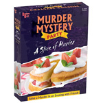 13894 - A Slice of Murder Mystery Party Game