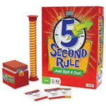 6184 - 5 Second Rule