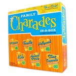 6948 - Family Charades  In-A-Box Game