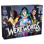 13781 - Werewords Boardgame