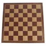 6400 - 14'' Wooden Chess Board