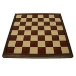 6402 - 19.5'' Wooden Chess Board