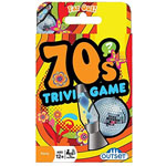 13367 - 70's Trivia Card Game