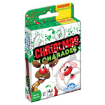 Christmas Charades Card Game