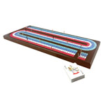 Giant Wooden Cribbage Board