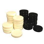 11843 - Backgammon Pieces - 21mm