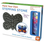 12889 - Paint Your Own Stepping Stone - Butterfly
