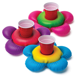 11503 - Big Mouth Pool Party Beverage Floats - Flowers
