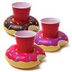 11504 - Big Mouth Pool Party Beverage Floats - Donuts
