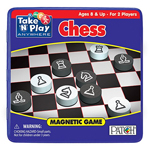 8877 - Magnetic Game Tin - Chess