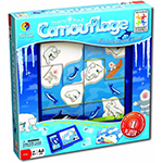 6551 - Camouflage North Pole Puzzler