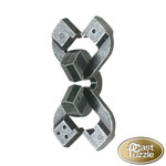 2604 - Hanayama Cast Iron Puzzler ''Chain'' Level 6