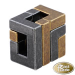 13327 - Hanayama Cast Iron Puzzler ''Coil'' Level 3