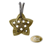 Hanayama Cast Iron Puzzler ''Helix'' Level 9 Puzzler