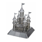 Deluxe 3D Crystal Puzzles - Black Castle