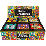 8411 - Brilliant Creatures Sliding Tile Puzzles *Out of Stock*