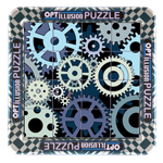 9412 - 3D Magna Puzzle - Gears