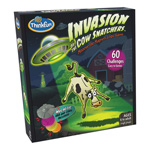 13981 - Puzzler, Invasion Of The Cow Snatchers