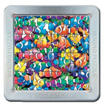 10429 - 16 Piece Magnetic Lenticular Puzzle Clown Fish