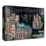 13619 - Game of Thrones - The Red Keep 845 Piece Puzzle