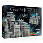 13620 - Game of Thrones - Winterfell 910 Piece Puzzle