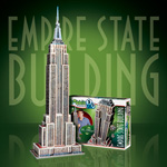 8729 - Empire State Building 3D Puzzle - 975 Pc
