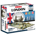 11889 - 4D Cityscape Puzzle - London