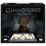 11891 - 4D Cityscape Game of Thrones: Westeros Puzzle
