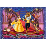 Disney Beauty And The Beast Collector's Edition 1000 Piece Jigsaw Puzzle