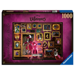 13841 - Ravensburger Disney Villainous Captain Hook 1000 Piece Puzzle