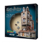 12313 - Wrebbit Harry Potter The Burrows - 415 Pc 3D Puzzle