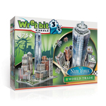 10634 - World Trade 3D Puzzle - 875 Pieces