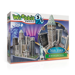 10635 - Financial District of New York - 925 Piece 3D Puzzle