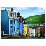 12686 - Canadian Artist Collection from Trefl - St. John's, Newfoundland