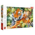 Trefl Two Tigers - 1500 piece puzzle (26159)