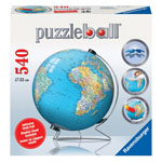 Ravensburger World Globe Puzzleball 540 pieces