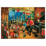9474 - CH Crossroads Music 1000 Piece Puzzle