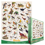 10069 - Eurographics Birds 1000 Pc Puzzle