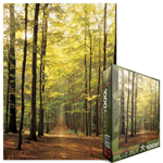 6782 - Eurographics Forest Path - 1000 piece puzzle