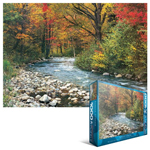 6783 - Eurographics Forest Stream - 1000 piece puzzle