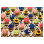 Cobble Hill Cupcakes and Saucers 1000 piece puzzle