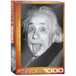 14771 - Eurographics Einstein Tongue 1000 PC Puzzle